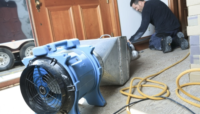 Ductwork Ventilation Cleaning