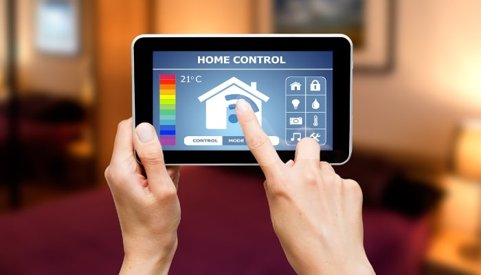 Home Automation Controling Devices